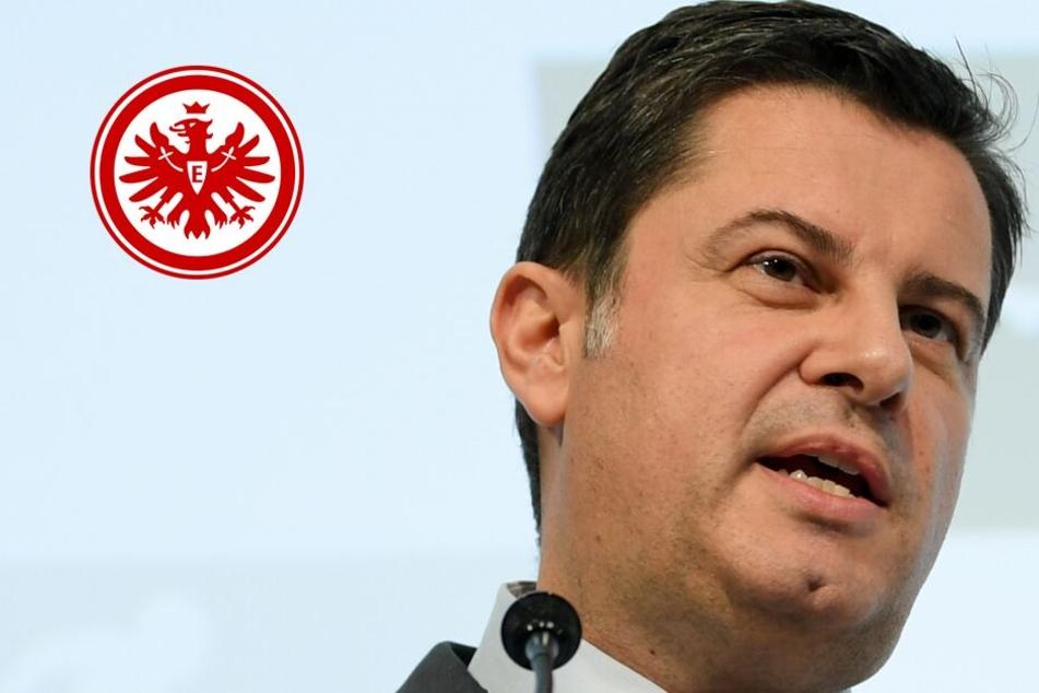 DFL-Boss mit Riesenlob für Eintracht Frankfurt
