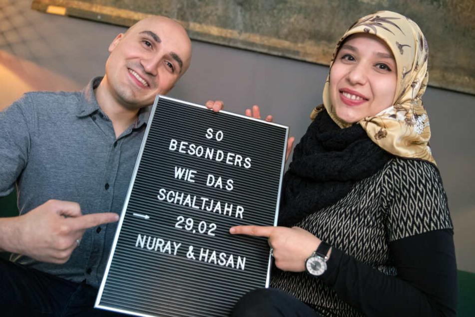 Schnapszahl oder feierfaul: Diese Paare bringen Standesämter in Deutschland zum Platzen