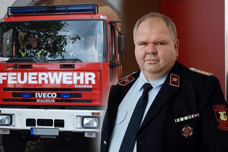 Für den neuen Feuerwehrchef wurden Head-Hunter beauftragt
