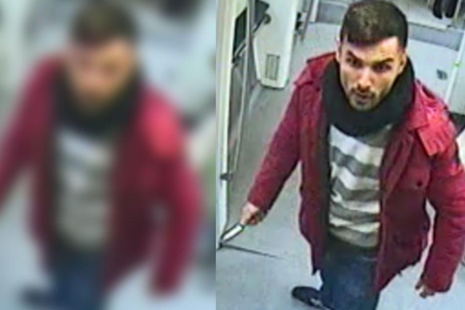 Nach blutiger Messerattacke in Straßenbahn: Verdächtiger wohl identifiziert