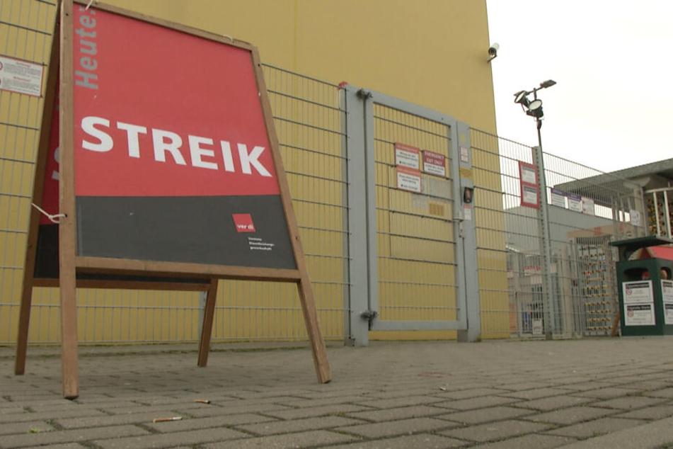 400 Mitarbeiter werden in Streik treten.