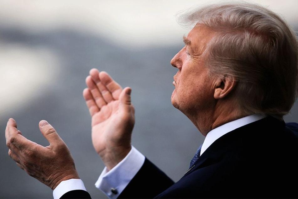 """Wie würde Trump (71) die erneute Niederlage kommentieren, wenn nicht er sie zu verantworten hätte? Vermutlich mit """"Total Loser, so sad""""..."""