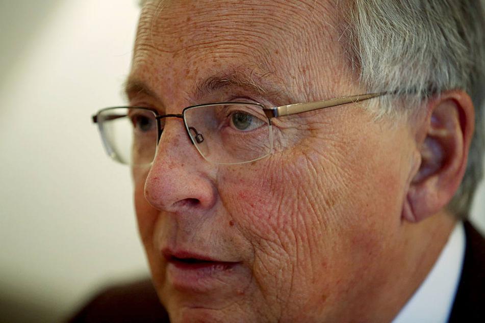 Wolfgang Bosbach (65) ist langjähriges Mitglied seiner Partei.