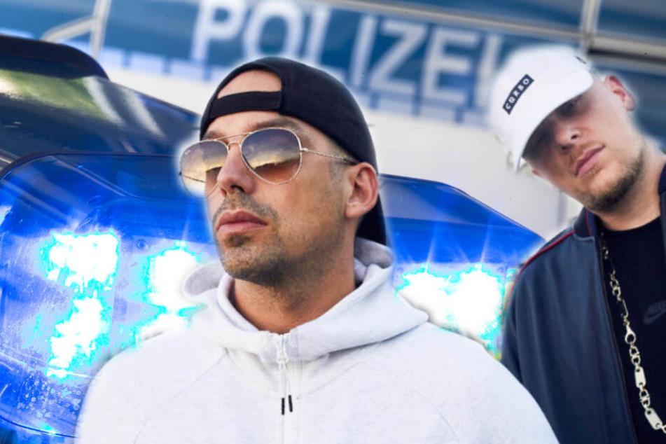 187 Strassenbande: Razzia nach Konzert von Bonez MC & Raf Camora