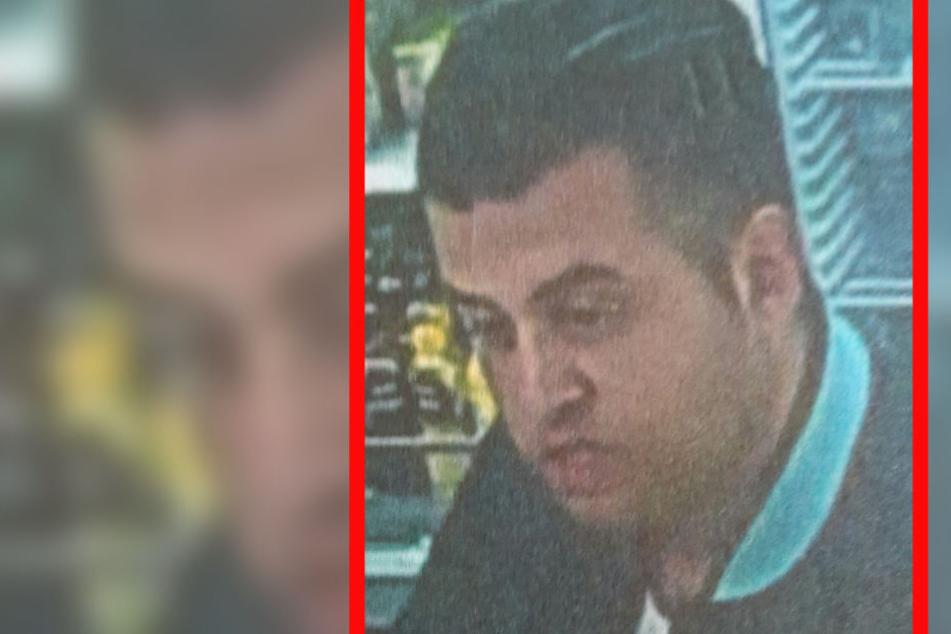 Er überfiel einen Kiosk und bedrohte die Kassiererin: Wer kennt diesen Räuber?