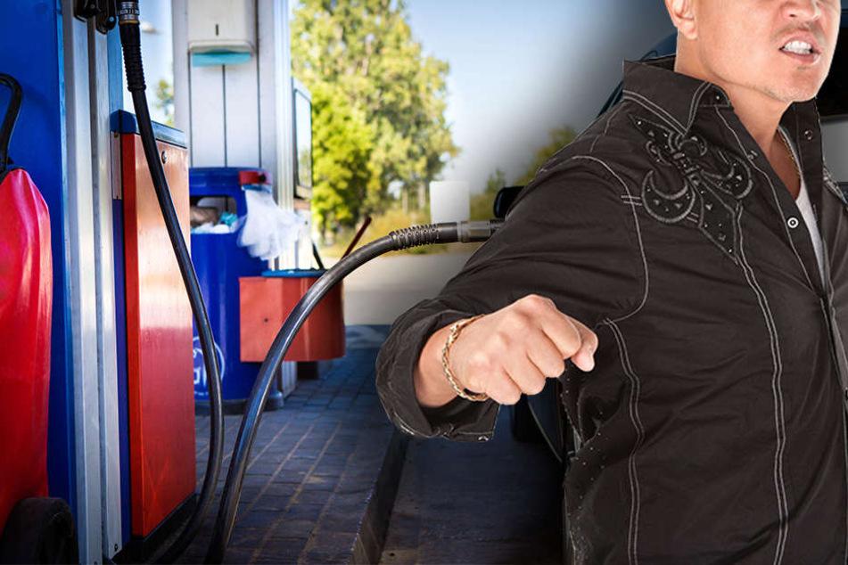 Ein Streit an einer Tankstelle endete mit dem Tod eines 73-Jährigen, der nur schlichten wollte. (Symbolbild)