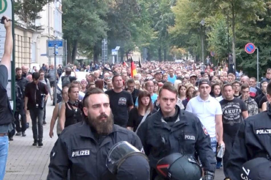 Bündnisse rufen zu Protest gegen rechte Demos in Köthen auf