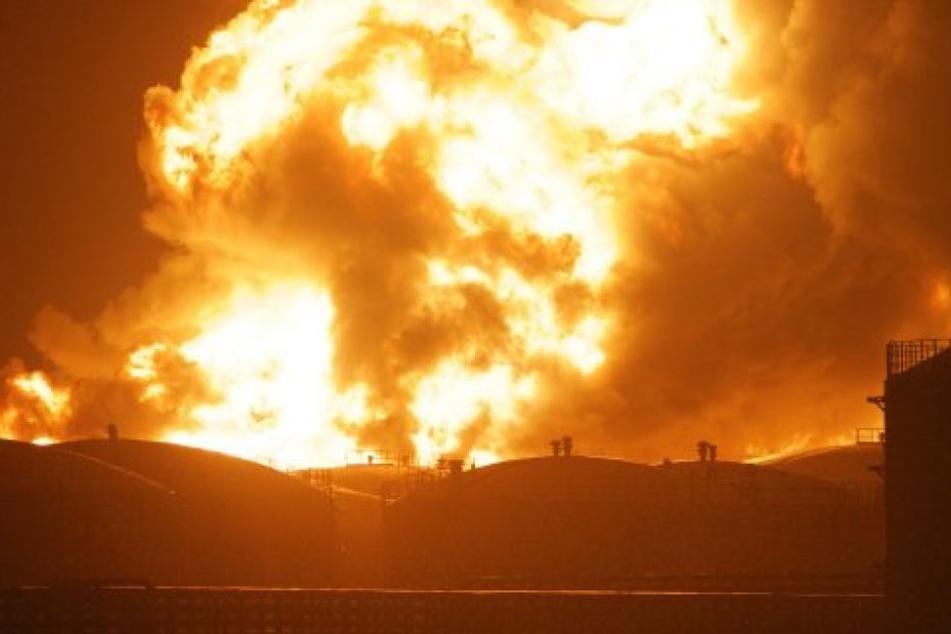 Vier Menschen wurden durch die Explosion getötet. (Symbolbild)