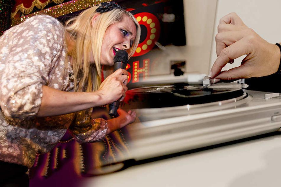 TV-Star Fürst (42) hat in der Vergangenheit in Clubs aufgelegt und gesungen - und das gefiel ihr so gut, dass sie es nun zum Beruf machen will!