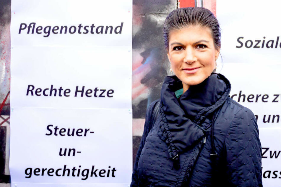 """Nach Hohn und Spott: Sahra Wagenknecht zieht sich aus """"Aufstehen""""-Spitze zurück!"""