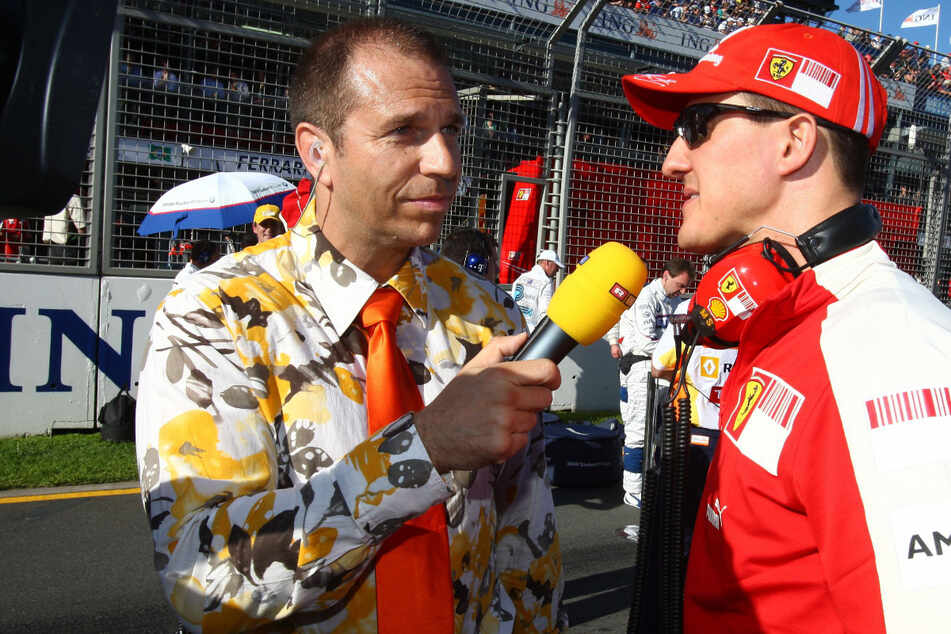 Kai Ebel erinnert sich: Das war mein letztes Treffen mit Michael Schumacher!