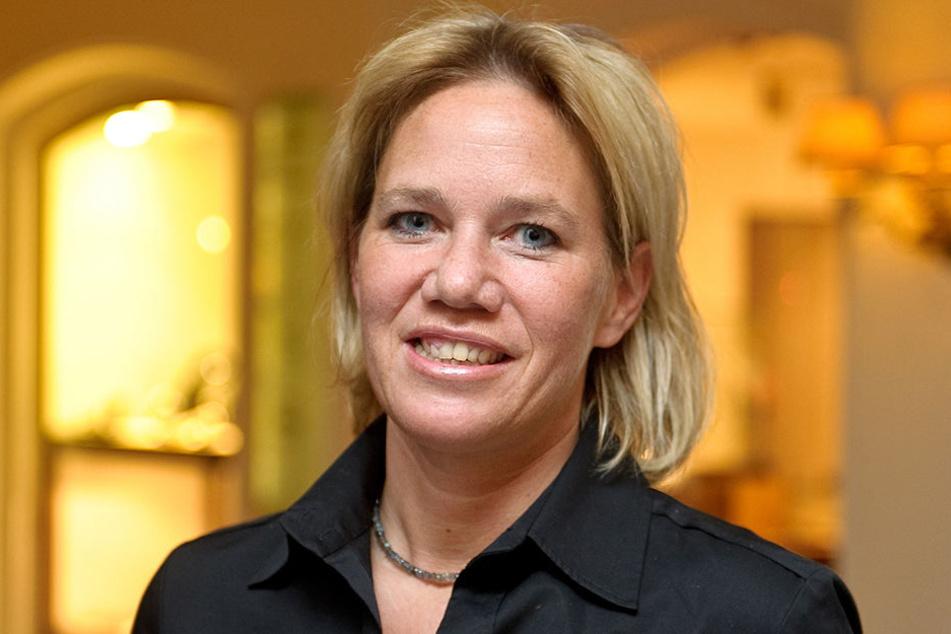 Geschäftsführerin bei der ARD Degeto - Christine Strobl.