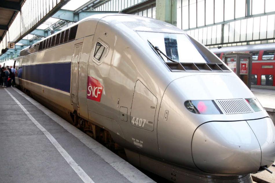 Es kommt am Freitag zu TGV-Ausfällen. (Symbolbild)