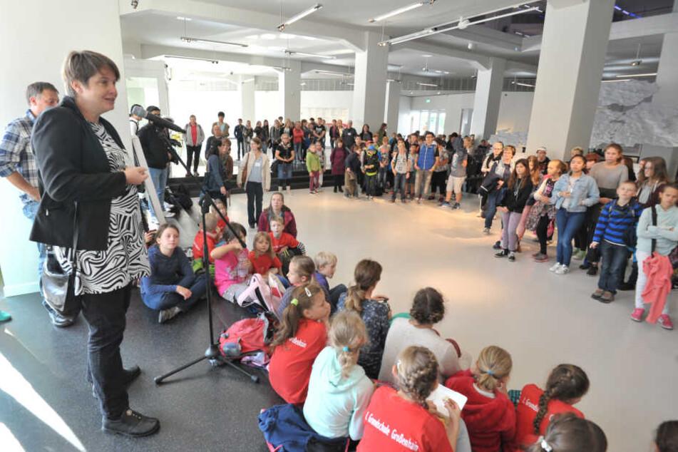 Mit freiem Eintritt bis 18 Jahre wollen Museen in Chemnitz mehr Besucher anlocken.