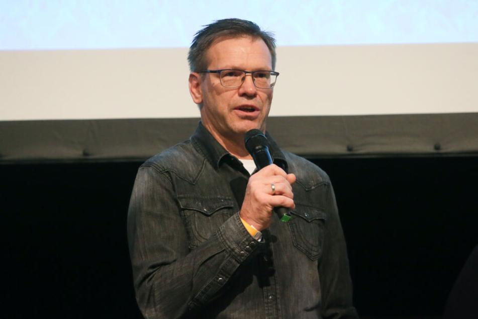 CFC-Geschäftsführer Uwe Hildebrand.