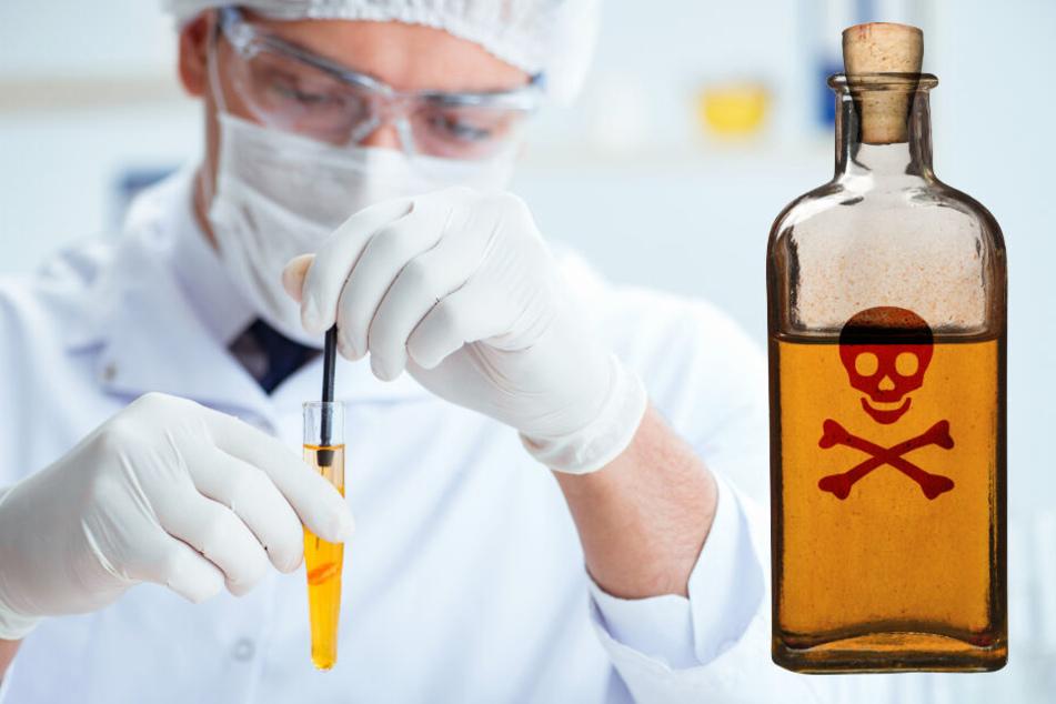 In einem früheren Fall wurde der Verdächtige wegen versuchten Mordes mit dem Gift Arsen verurteilt (Symbolbild).