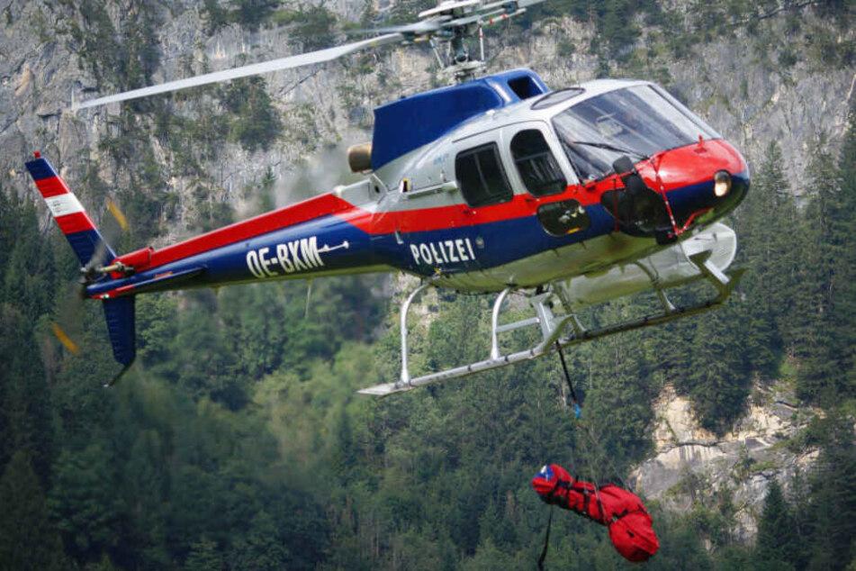 Drama in den Alpen: Frau stürzt bei Wanderung 50 Meter in die Tiefe
