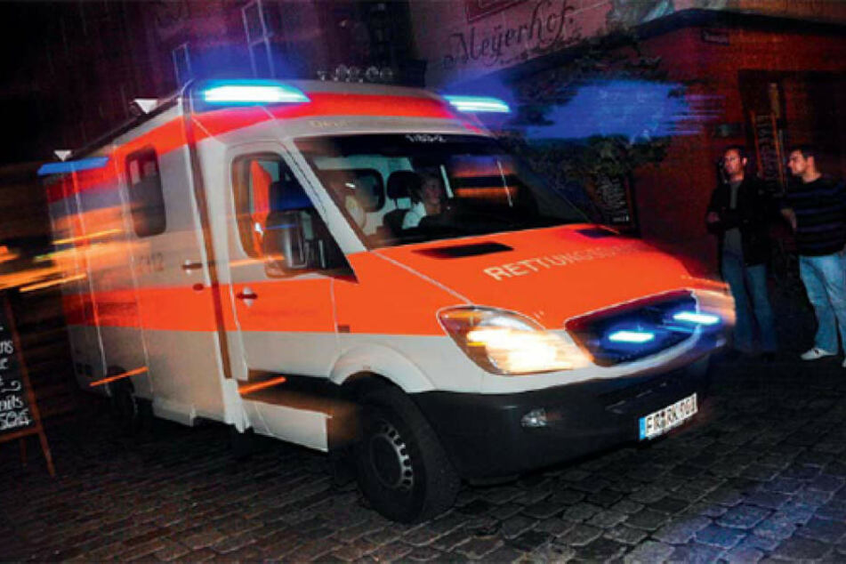 Bei einem Verkehrsunfall auf der B87 starb ein Mann.