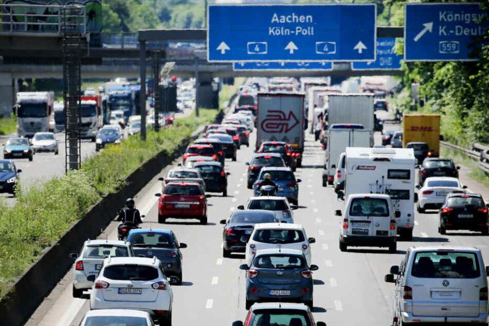Ferienbeginn in NRW: Hier staut es sich besonders!