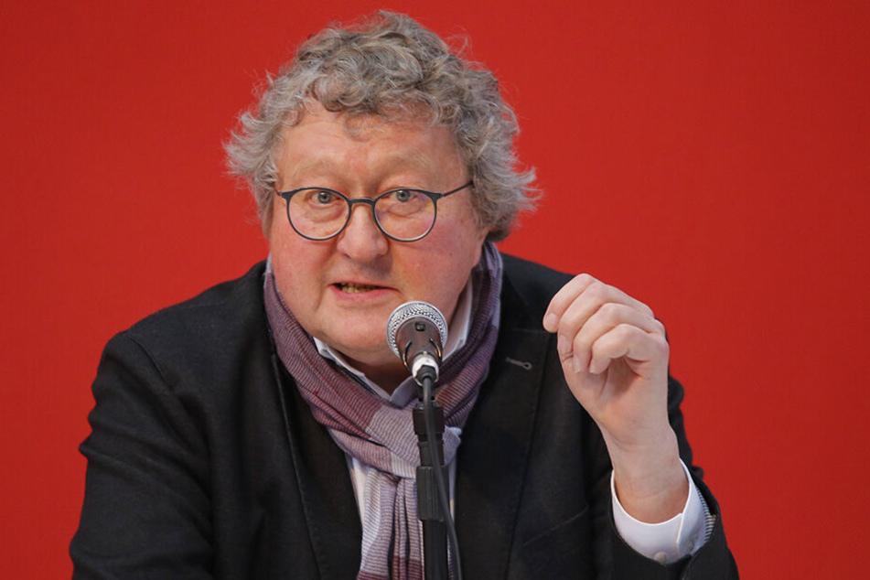 Politologe Werner Patzelt (65): Kritiker bezweifeln seine wissenschaftliche Objektivität.