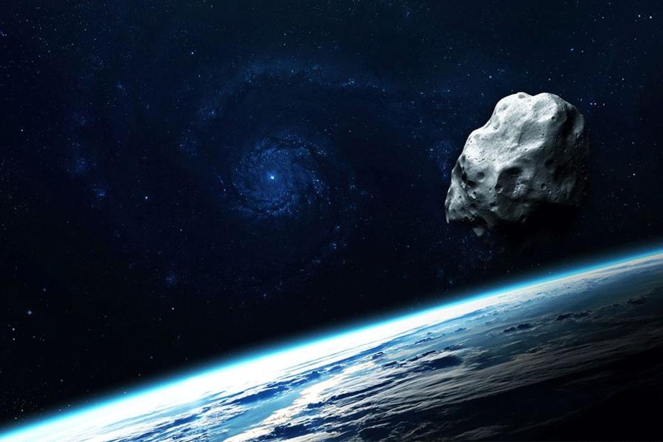 Ein Mega-Asteroid könnte die Erde ab Sommer 2023 treffen.