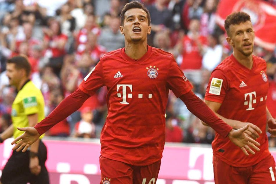 Beim FC Bayern München konnte Philippe Coutinho bislang nicht wirklich überzeugen.