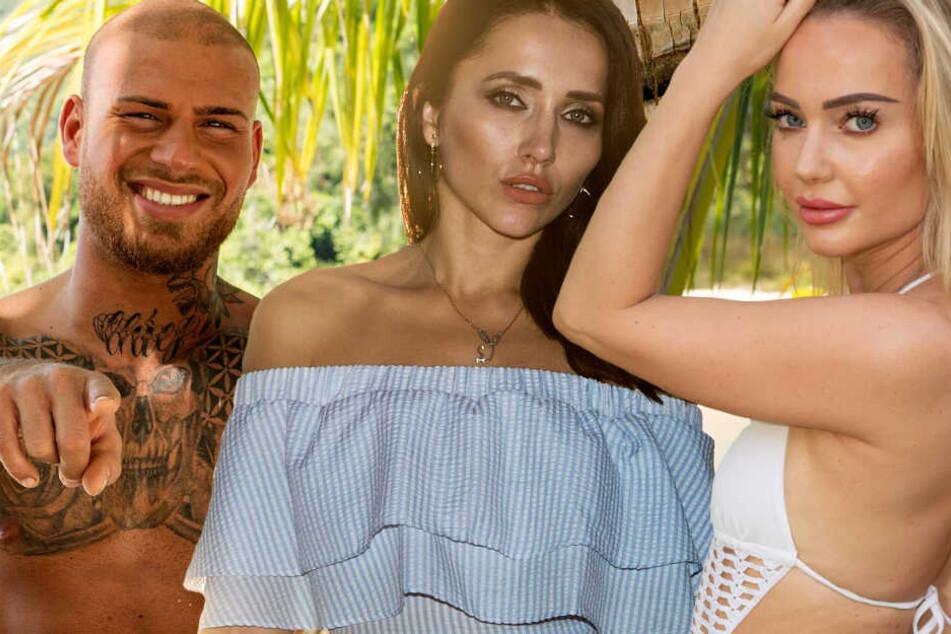 Temptation Island: Heißer Dreier mit Anastasiya, Tabea und Salvatore?