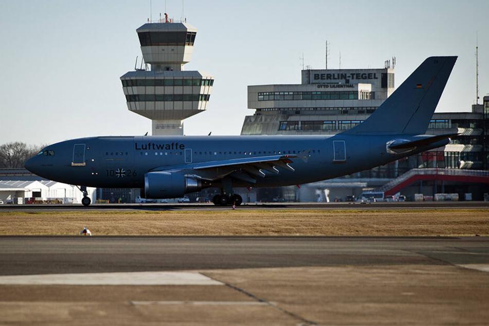 Der Airbus A310 MedEvac hat sich am Samstagmorgen auf den Weg nach Madeira gemacht. (Archivbild)