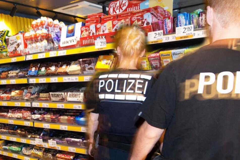 Leipzig: Wegen Süßigkeiten: Kinder-Gang prügelt und tritt auf Verkäuferin ein