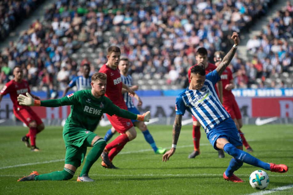 Mit dem 2:1 erzielte Selke das 1.000 Heimtor der Bundesliga.