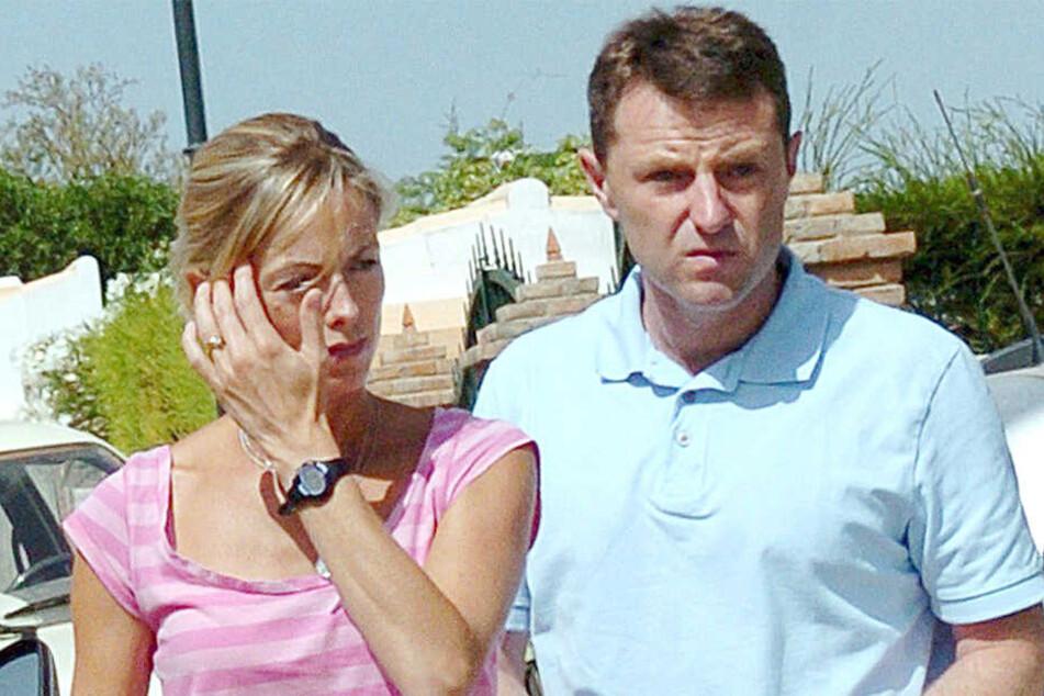 Kate und Gerry McCann haben einen neuen Plan, um Maddie zu finden.