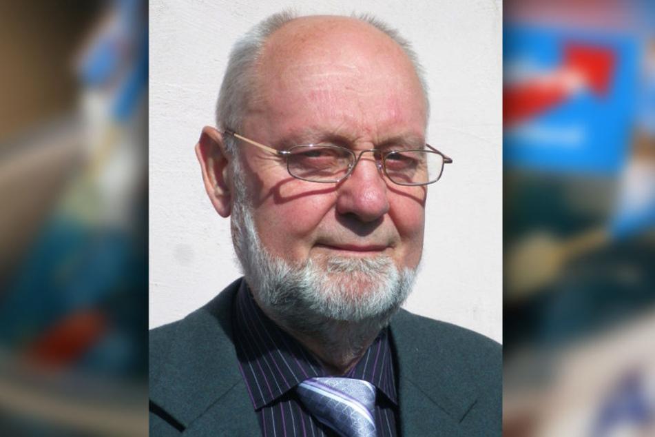 Die undatierte Aufnahme zeigt den AfD-Landtagskandidaten Jürgen Strohschein.