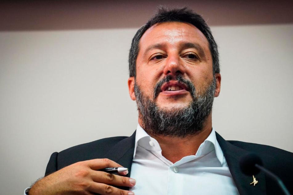 Der ehemalige italienische Innenminister Matteo Salvini (46) boykottiert Nutella.