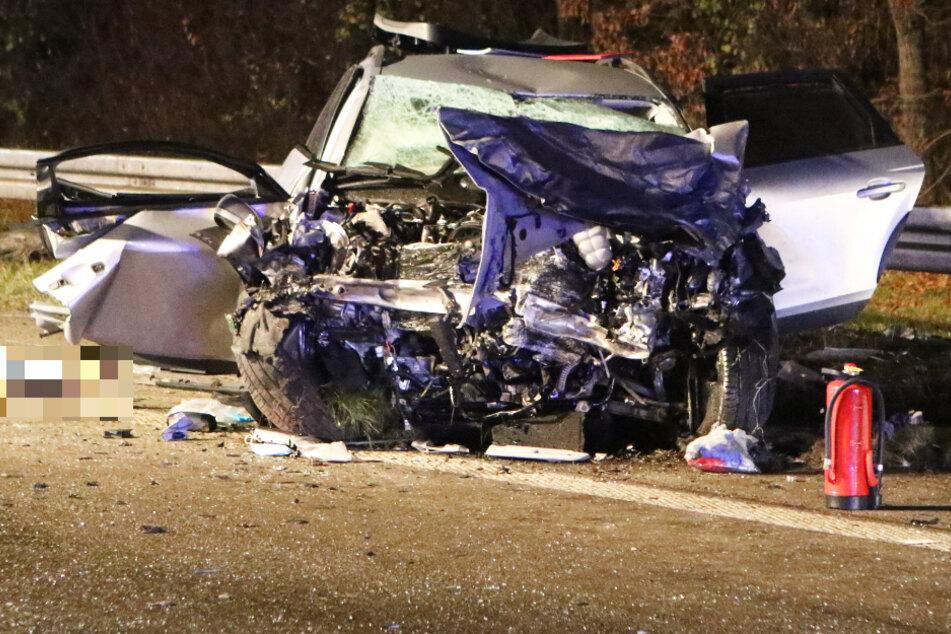 Ein Geisterfahrer hat für einen schweren Verkehrsunfall gesorgt.