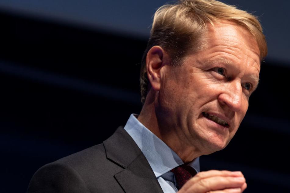 Ulrich Wilhelm ist ARD-Vorsitzender.