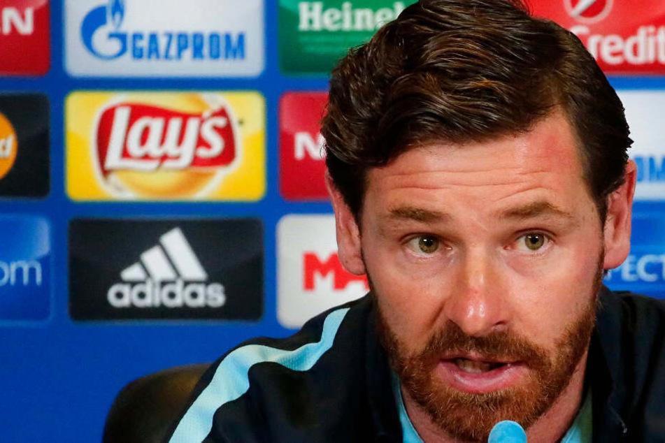 Ist er womöglich der neue VfB-Trainer? Ex-Chelsea-Coach André Villas Boas.