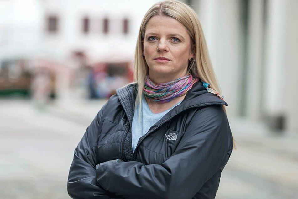 """Susanne Schaper (39, Linke): """"Etwas Exklusives, was es nur in Chemnitz  gibt."""""""
