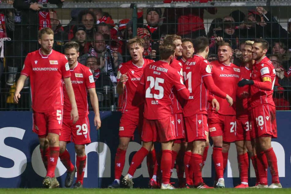 Die Mannschaft konnte sich gegen den SC Verl durchsetzen.