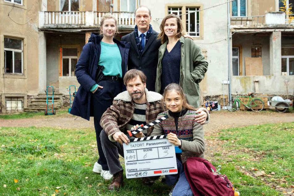 Dresden-Tatort: Drehstart für die 10. Episode