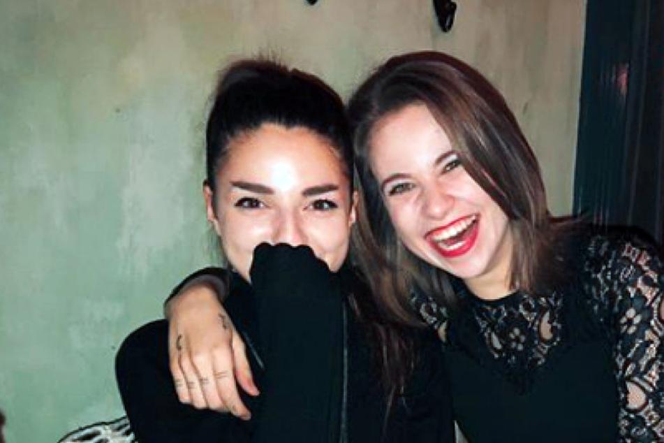 Ist Nikita die Freundin, von der Melina Sophie schreibt?