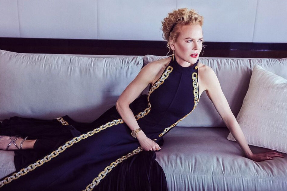 """What's it like playing Lucille Ball? Nicole Kidman's """"free-falling"""""""