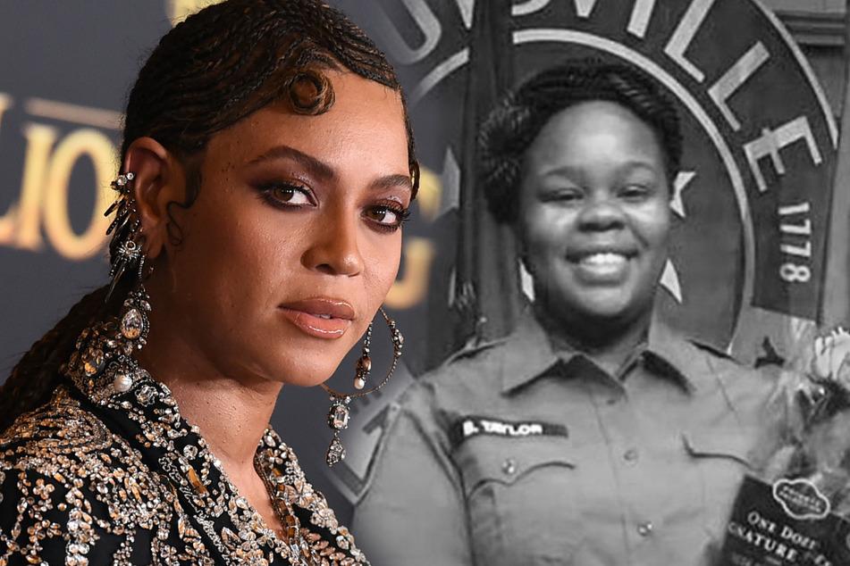 Beyoncé fordert Anklage nach tödlichen Schüssen auf Afroamerikanerin
