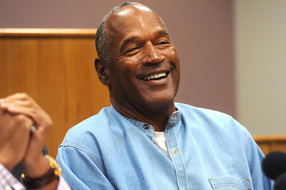 2007 wurde O.J. Simpson (70) wegen bewaffneten Raubüberfalls verurteilt. Erst im Oktober 2017 kam er frei und lebt seitdem zurückgezogen in Florida.