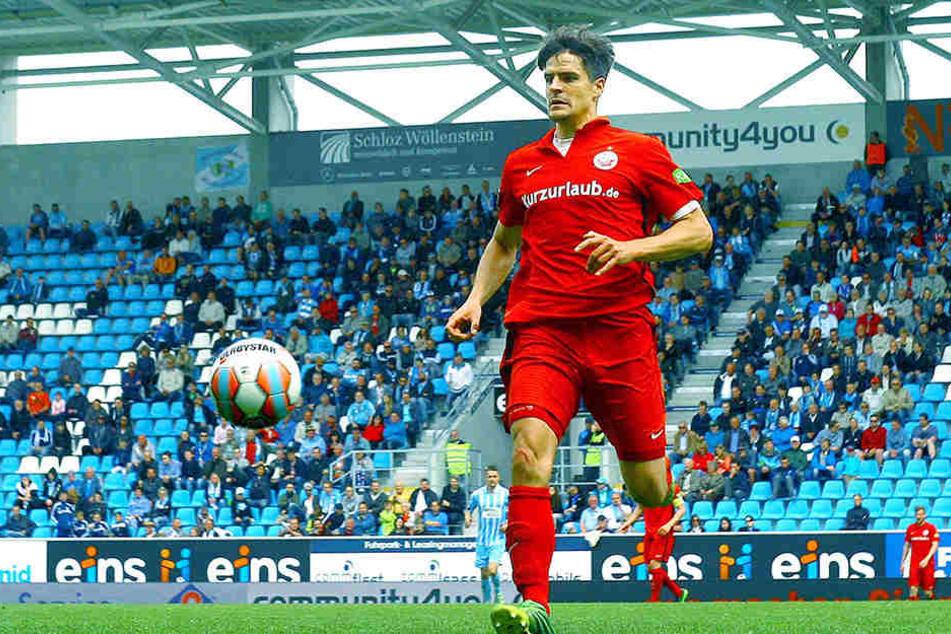 Marcus Hoffmann war bis Sommer 2017 bei Hansa Rostock, nun wechselt zum CFC.