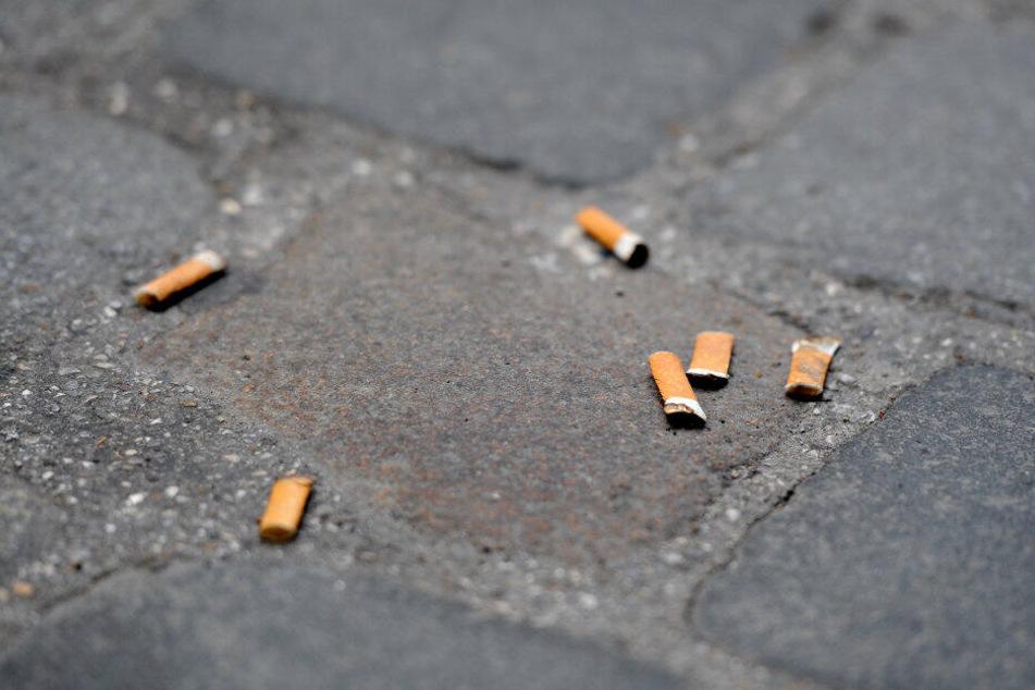 Raucher aufgepasst! Kippen wegwerfen in Köln wird richtig teuer