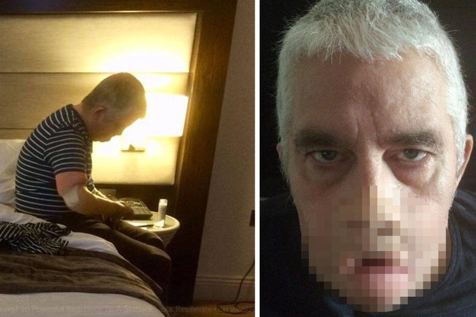Mann fällt nach Zahnarztbesuch ins Koma: Als Tom aufwacht, beginnt das Grauen