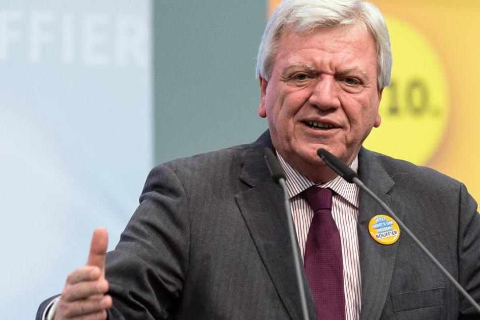 Vor der Landtagswahl: Gibt ZDF-Politbarometer Bouffier neue Hoffnung?