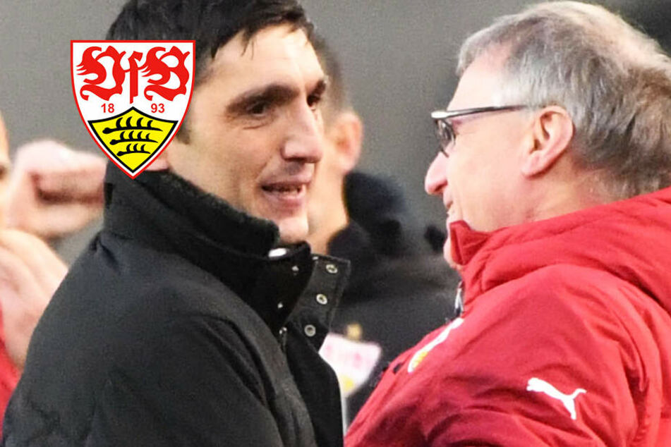VfB-Sportvorstand Reschke stärkt Trainer Korkut trotz Fehlstart den Rücken