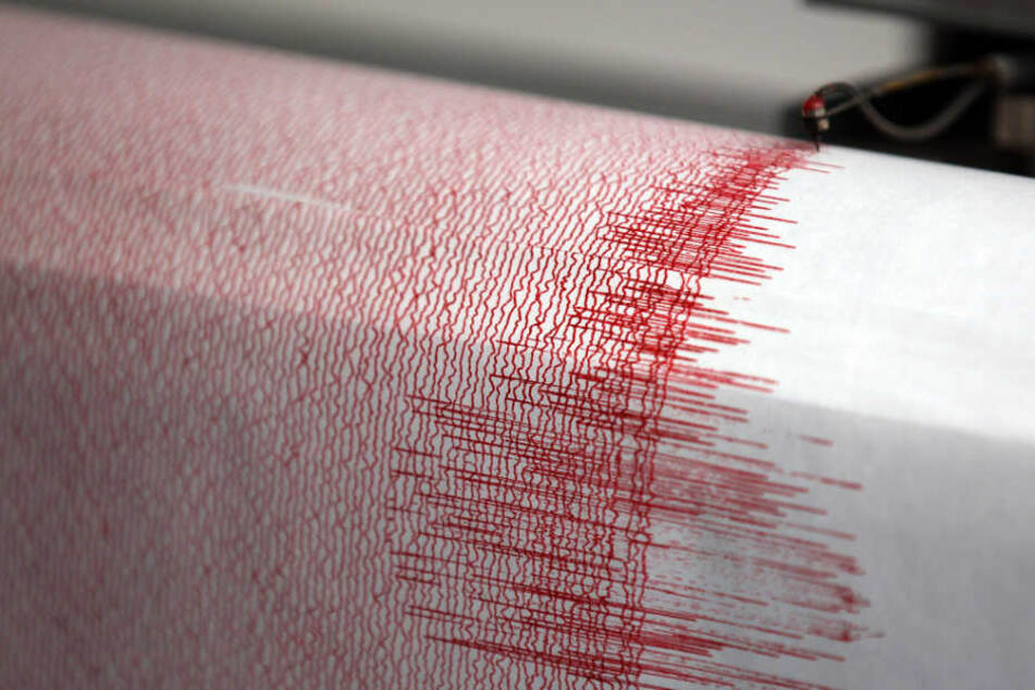 Das Erdbeben hatte eine Stärke von 3,7 auf der Richterskala.