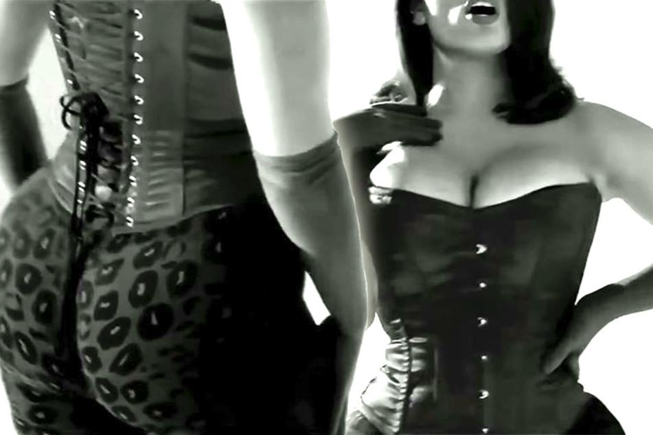 Wow! Welches Topmodel zeigt uns denn hier ihre sexy Kurven?